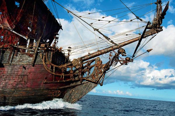 Фото №1 - Анатомия «пиратов»