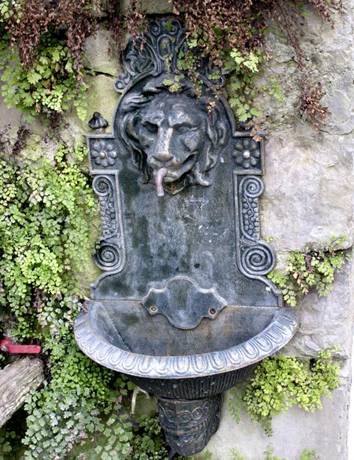 Фото №3 - Вода и камень: питьевые фонтанчики Италии