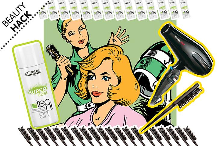Фото №1 - Beauty Hack: Как придать объем тонким волосам