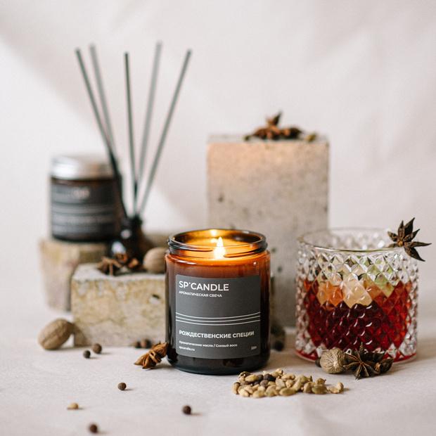 Фото №11 - Зимние свечи и ароматы для дома: выбор ELLE DECORATION