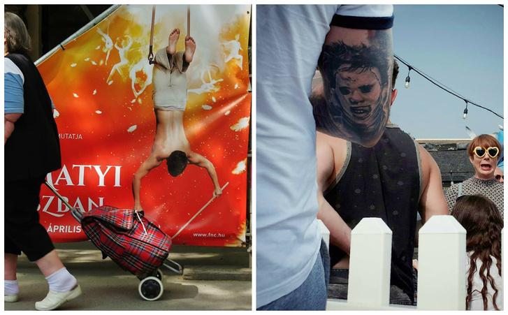 Фото №1 - 14 забавных снимков греческого уличного фотографа