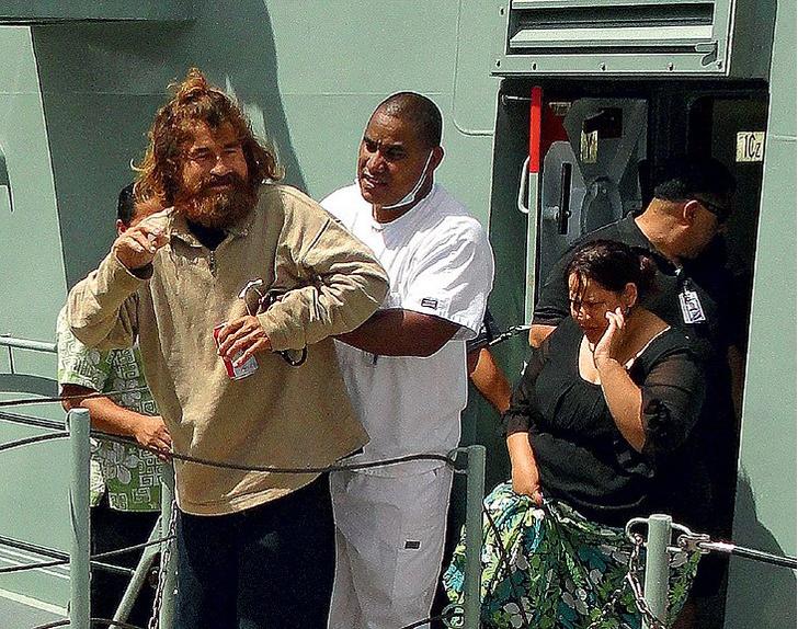 Фото №1 - Рыбака, дрейфовавшего больше года в океане, обвиняют в каннибализме