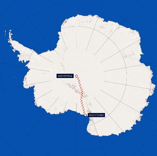 Фото №11 - Пешком по Антарктиде
