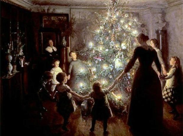 Фото №6 - Как отмечали Рождество в Русской императорской семье