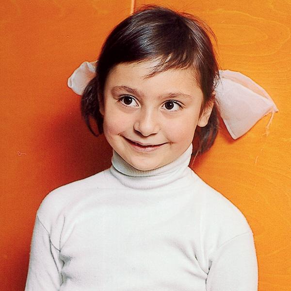 Саша. 6 лет «Тот, кого все любят».