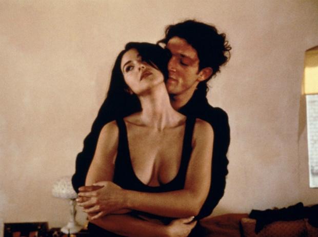 Фото №3 - Моника Беллуччи и Венсан Кассель: фото из семейного альбома