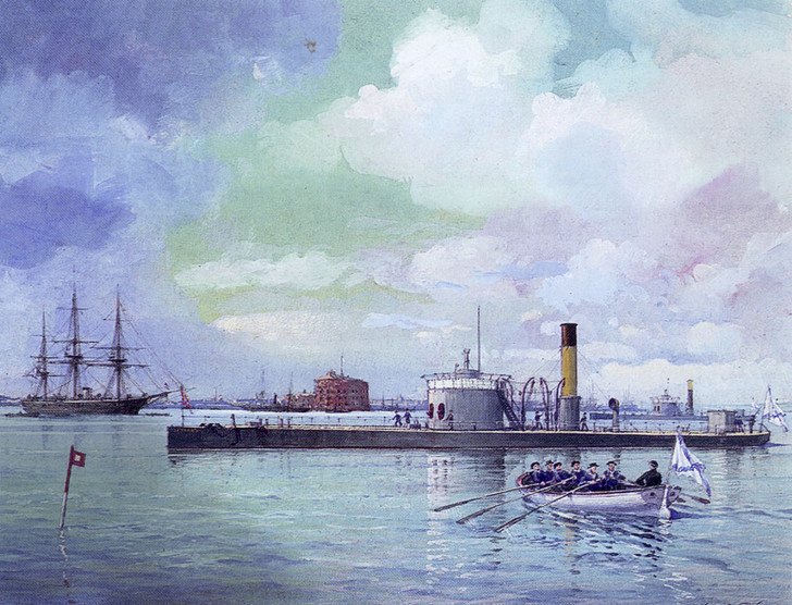 Фото №4 - Битва брони и снаряда: как Российская империя вступила в первую в мире гонку вооружения в 1861 году