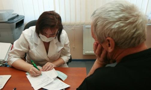 Фото №1 - В Петербурге госпитализировали рекордное число пациентов с гриппом и ОРВИ
