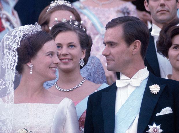 Фото №11 - Принц Хенрик и Королева Маргрете: история любви в фотографиях