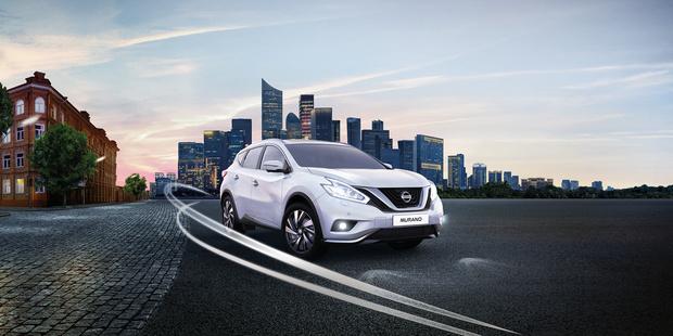 Фото №1 - Nissan Murano: двигатель комфорта