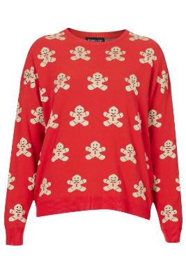 Фото №8 - Новогоднее настроение: топ-8 праздничных свитеров