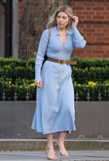 Молли Кинг в Лондоне