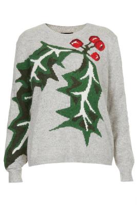 Фото №9 - Новогоднее настроение: топ-8 праздничных свитеров