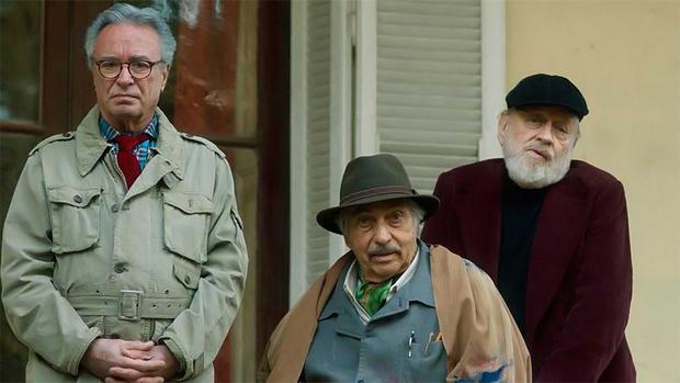 Фото №2 - MAXIM рецензирует аргентинскую гериатрическую комедию «Короли интриги»