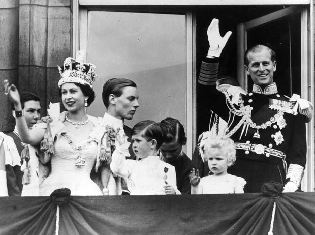 Фото №2 - Какой матерью Елизавета II была для своих детей