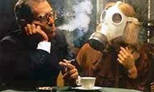 Фото №1 - Запрет курения в общественных местах сократит количество инсультов в России в 4 раза