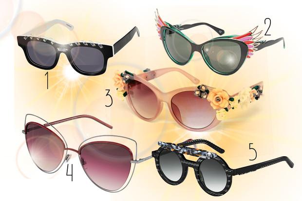 Фото №3 - Топ-15: Необычные очки