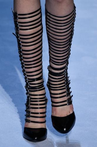 Фото №18 - Самая модная обувь сезона осень-зима 16/17, часть 1