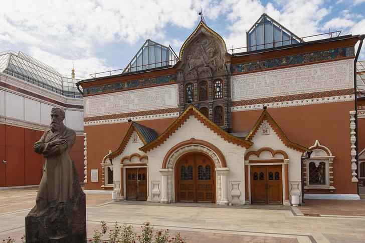 Фото №1 - Третьяковская галерея возобновляет работу