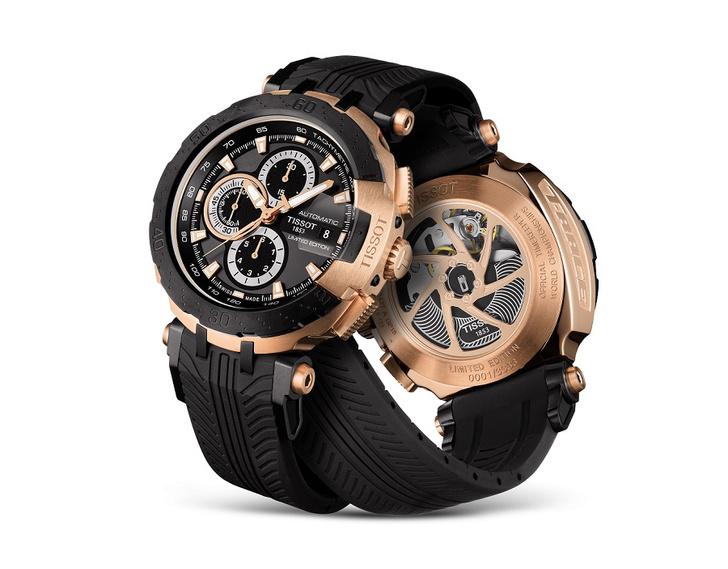 Фото №2 - Пять лучших моделей часов Tissot, посвященных мотоспорту