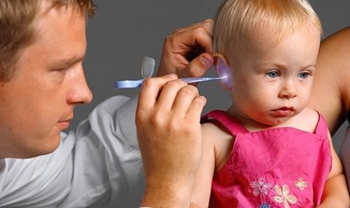 Фото №1 - Что делать, если у ребенка болит ухо