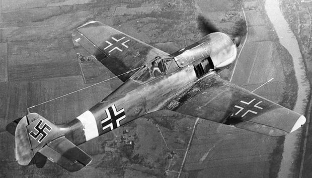 Фото №1 - Почему немецкие летчики сбивали так много самолетов