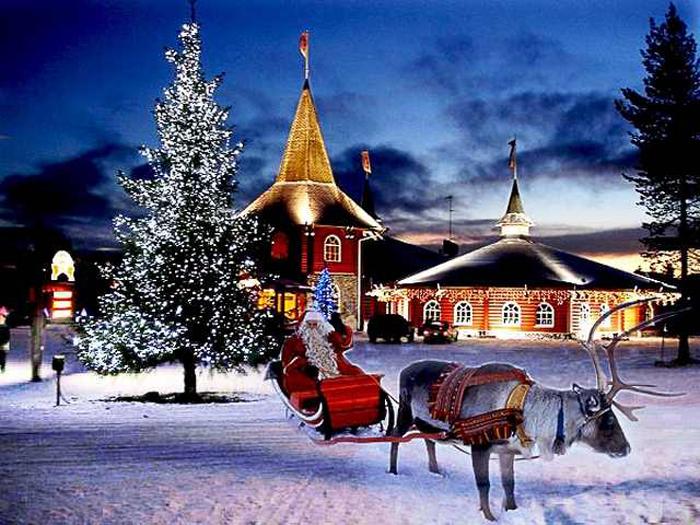 Где отдохнуть на новогодних каникулах