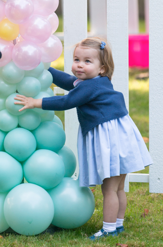 Фото №8 - Принцесса Шарлотта на своем первом светском мероприятии в Канаде