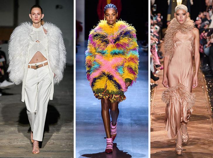 Фото №10 - 10 трендов осени и зимы 2019/20 с Недели моды в Нью-Йорке