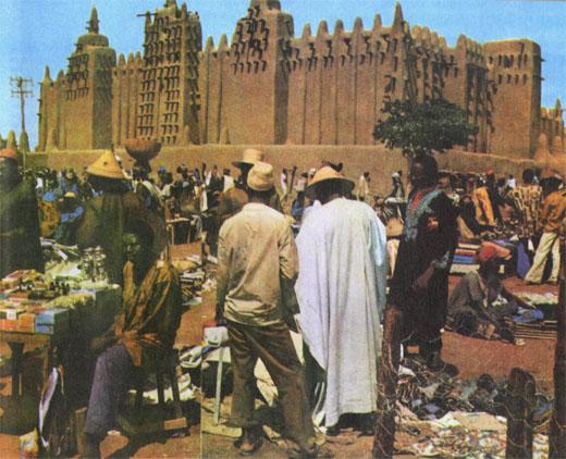 Фото №2 - Город у края Сахары