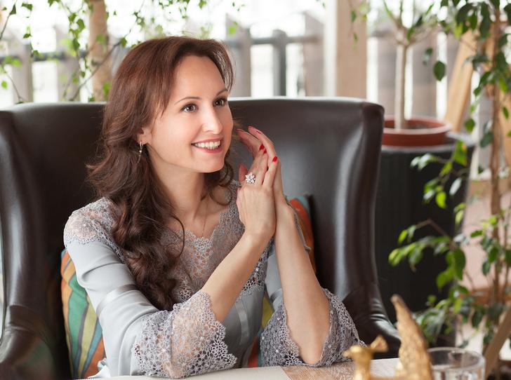 Фото №9 - Лилия Любимова: «Хороший астролог, как психолог, помогает человеку найти себя»