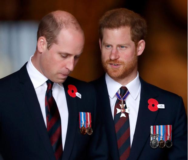Фото №1 - Братская война: что на самом деле происходит в отношениях между принцами Гарри и Уильямом, комментируют эксперты