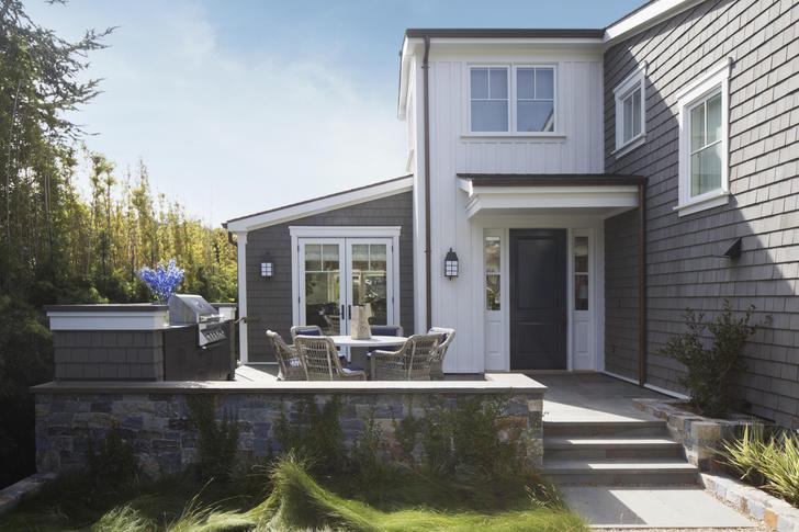Фото №11 - Дом с видом на залив в Калифорнии