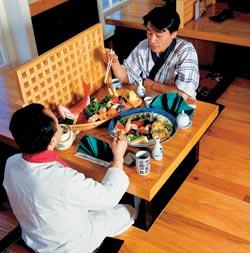 Фото №1 - Визитная карточка японской кухни