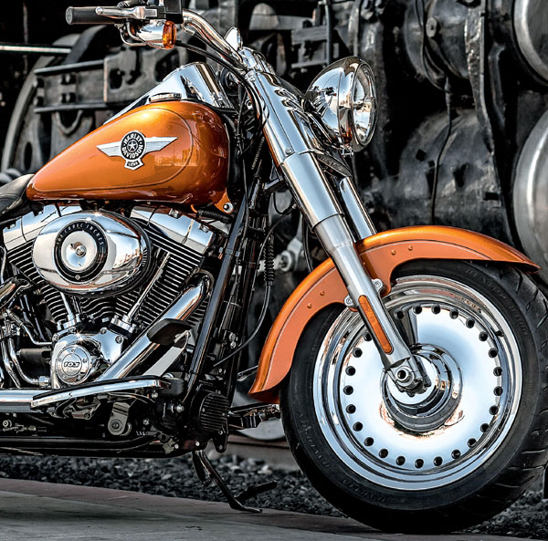 Фото №1 - 13 интересных фактов о Harley-Davidson