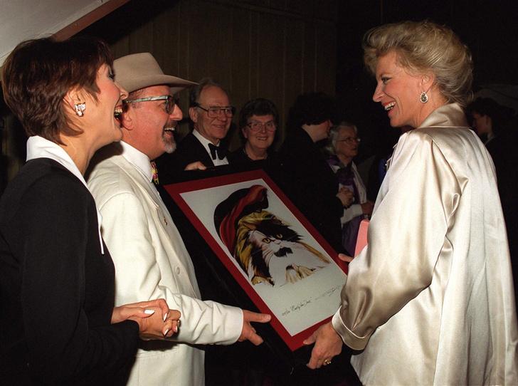 Фото №32 - Виндзорская нахалка: гордость и предубеждение принцессы Майкл Кентской