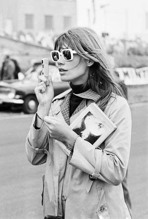 Фото №2 - Всегда модная Франсуаза Арди: женщина, которая изобрела парижский шик