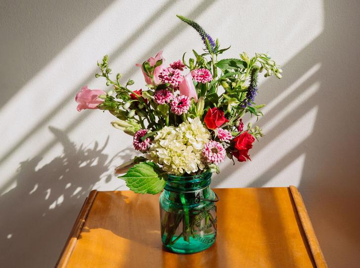 Фото №1 - Как продлить жизнь цветам