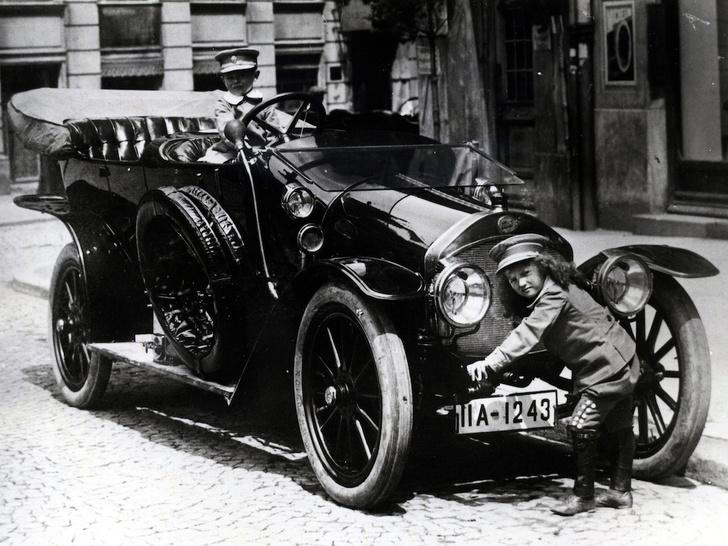 Фото №2 - Упрямый характер: история и современность марки Audi