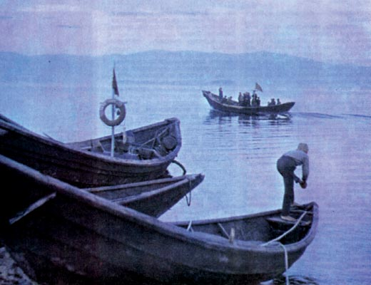 Фото №1 - Чистая вода Байкала...