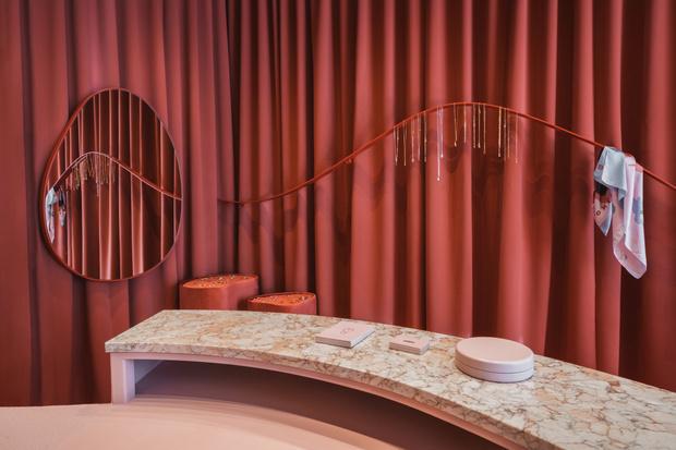 Фото №2 - Бутик ювелирных украшений в Варшаве, вдохновленный Марокко
