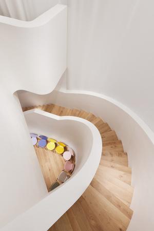 Фото №7 - Штаб-квартира Fritz Hansen в Токио по проекту Кенго Кумы