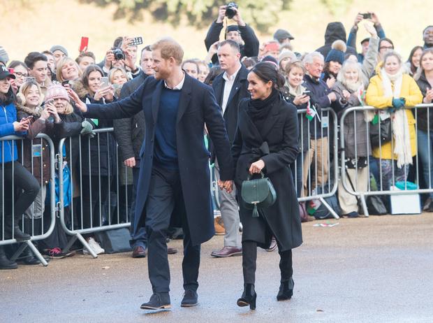 Фото №6 - Меган или Кейт: у кого первый год в королевской семье окажется легче (в итоге)