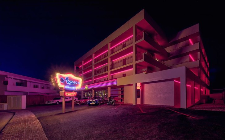 Фото №14 - Дикий Запад: отель Romeo's Motel & Diner на Ибице