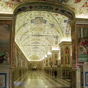 Фото №1 - Библиотеку Ватикана закрывают на три года