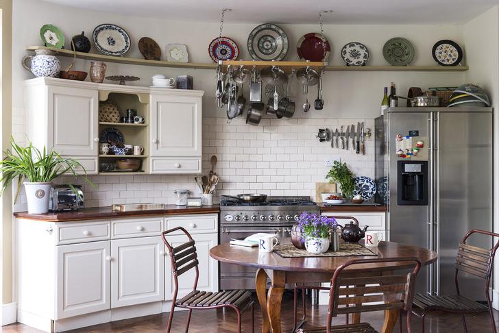 Фото №5 - Кухня в английском стиле: 6 полезных советов