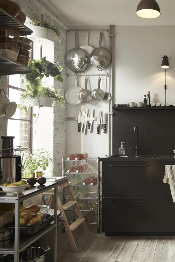 Фото №9 - Маленькая кухня: 8 полезных идей и лайфхаков