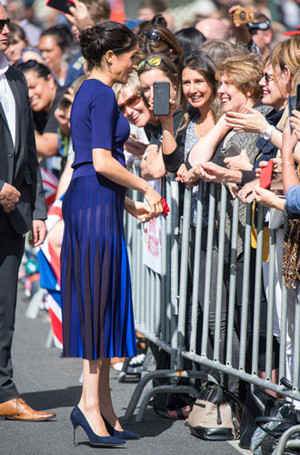 Фото №10 - Что такое королевский протокол и действительно ли Меган Маркл всегда его нарушает