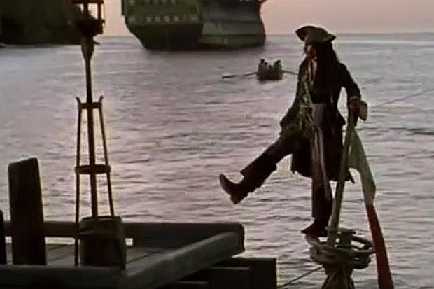 Фото №1 - Тысяча чертей! 20 убойных киноляпов в «Пиратах Карибского моря»