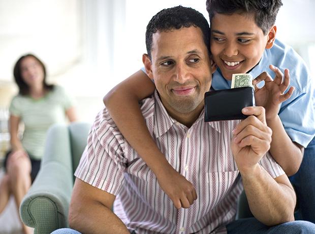 Фото №4 - Дети и деньги: как вырастить миллионера
